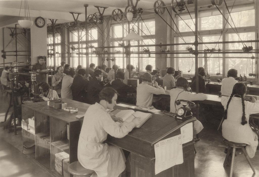 1930-1953: 创新计划