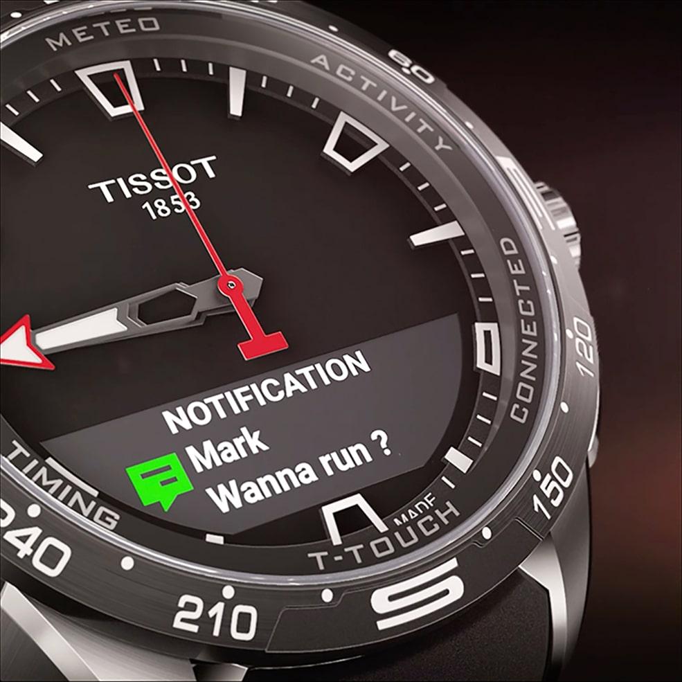 天梭腾智 · 无界系列腕表视频封面