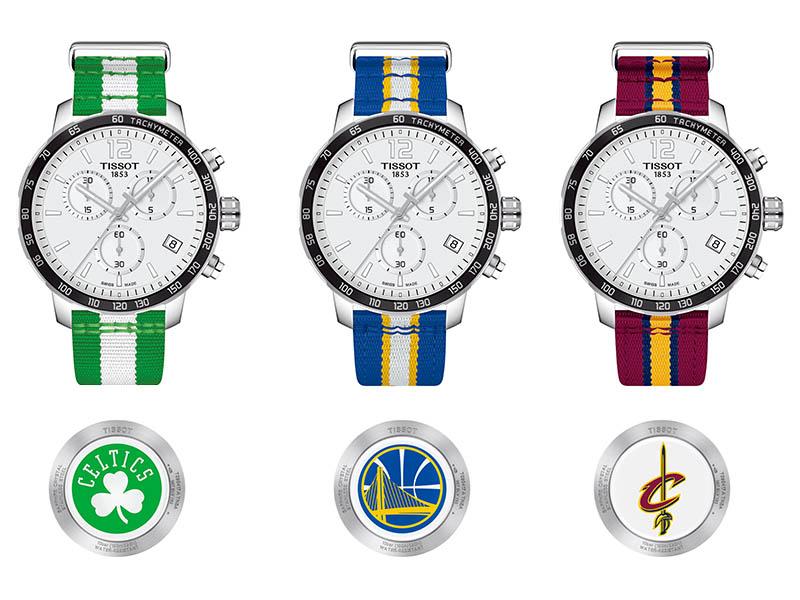 天梭表与你一同见证NBA新秀诞生